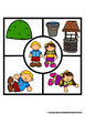 Nursery Rhyme Puzzles  (Set of 10 Puzzles)