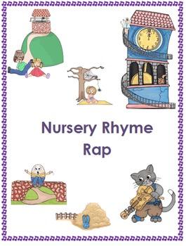 Nursery Rhyme Rap (Common Core Karaoke)