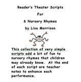 Nursery Rhyme Reader's Theater