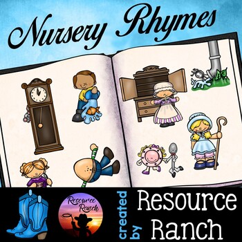 Nursery Rhymes Posters and Readers