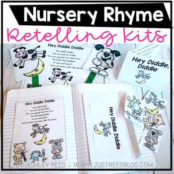 Nursery Rhyme Retelling Kit