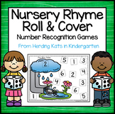 Nursery Rhyme Number Recognition Activities