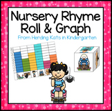 Nursery Rhyme Roll & Graph Activities