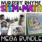 Nursery Rhyme STEM Activities and Math
