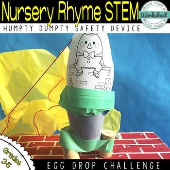 Egg Drop STEM