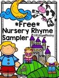 Free Nursery Rhyme Activities