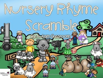 Nursery Rhyme Scramble