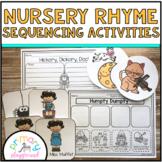 Nursery Rhyme Sequencing Activities