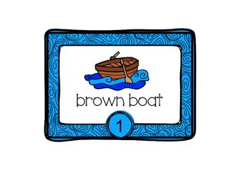 Nursery Rhyme Series #10 Row Row Row Your Boat