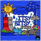Nursery Rhyme Series #3 Itsy Bitsy Spider