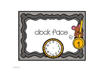 Nursery Rhyme Series #4 Hickory Dickory Dock