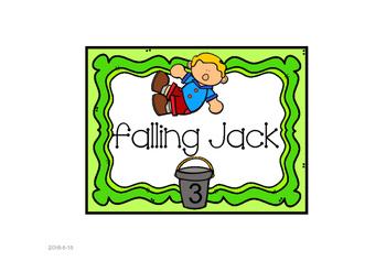 Nursery Rhyme Series #6 Jack and Jill