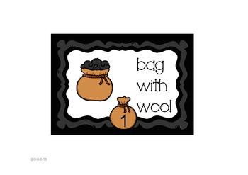Nursery Rhyme Series #8 Baa Baa Black Sheep