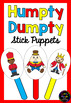 Nursery Rhyme Puppets BUNDLE