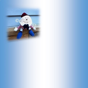 Humpty Dumpty Styled Image Nursery Rhyme for Commercial Use