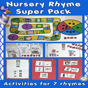 Nursery Rhyme Super Pack