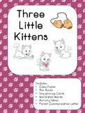 Nursery Rhyme Three Little Kittens