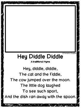 Nursery Rhyme Time