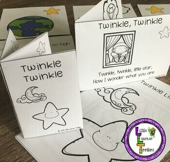 Nursery Rhymes: Twinkle Twinkle Little Star