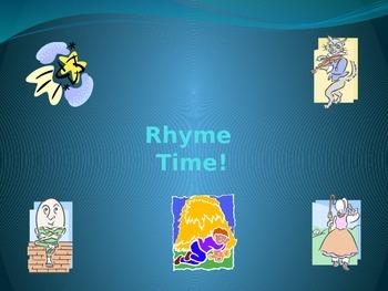 Nursery Rhyme Unit