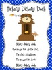 Nursery Rhyme Unit {Includes 7 Classic Nursery Rhymes}