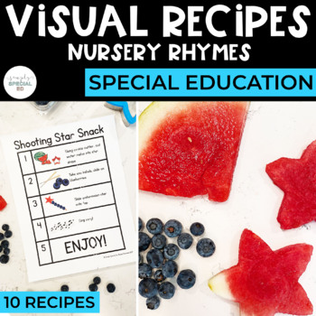 Nursery Rhyme Visual Recipes