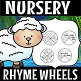 Nursery Rhyme Word wheels(flash freebie)