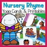 Nursery Rhyme Yoga Cards