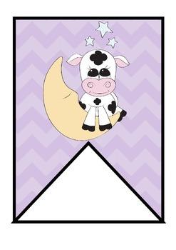 Nursery Rhyme themed bunting
