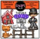 Nursery Rhymes 2 Clip Art Mega Bundle {Educlips Clipart}