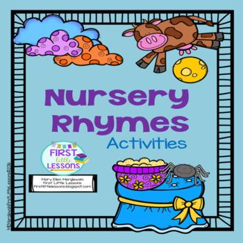 Nursery Rhymes Activites