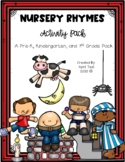 Nursery Rhymes Activity Pack Bundle