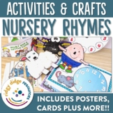 Nursery Rhymes Activity and Craft Pack