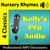 Nursery Rhymes   Audio Clips   Sound Files   MP3s   Four C