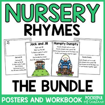 Nursery Rhymes {BUNDLE}