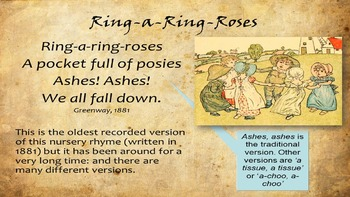 Interpreting Nursery Rhymes, Black Death Intro and Evaluating Sources (ACARA)