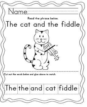 Nursery Rhymes Book 1 by Kinder League
