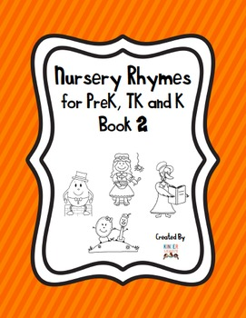 Nursery Rhymes Book 2 by Kinder League