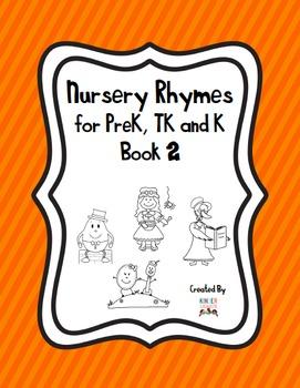 Nursery Rhymes Book 2 by Kinder League