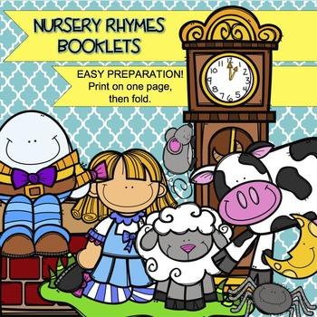 Nursery Rhymes Emergent Readers
