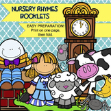 Nursery Rhymes Emergent Readers