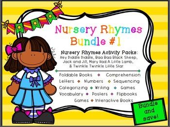 Nursery Rhymes Bundle #1