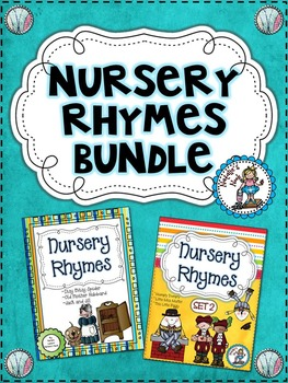 Nursery Rhymes Bundle {Literacy Pack}