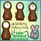 Nursery Rhymes Clip Art Hickory Dickory Dock