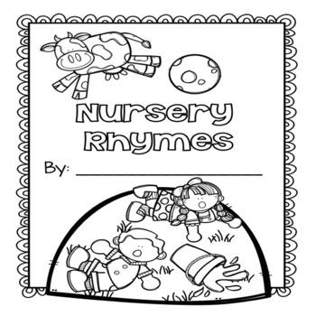 Nursery Rhymes: Coloring Pages