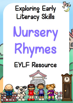 Nursery Rhymes EYLF Resource Pack