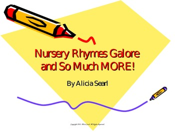 Nursery Rhymes Galore!