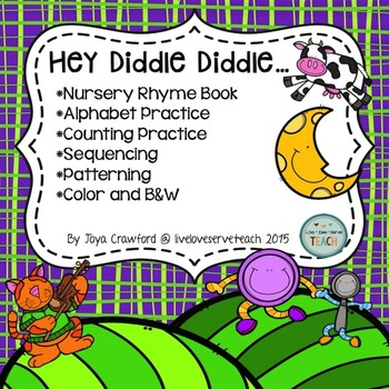 Nursery Rhymes: Hey Diddle Diddle