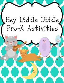 Nursery Rhymes- Hey Diddle Diddle Unit
