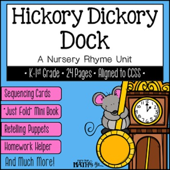 Nursery Rhymes: Hickory Dickory Dock